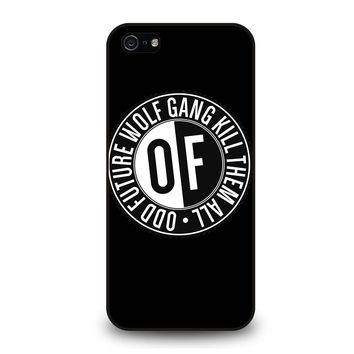 ODD FUTURE OF LOGO WOLF GANG iPhone 5 / 5S / SE Case
