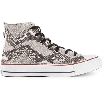 Converse hi-top trainer