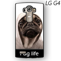 New Design Funny Hilarious Pug Life Parody fans For LG G3/G4 Phone case ZG