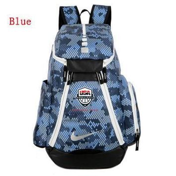 NIKE Casual Sport Laptop Bag Shoulder School Bag Large capacity Backpack H-A-MPSJBSC-1