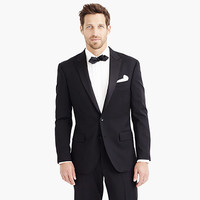 J.Crew Mens Crosby Tuxedo Jacket In Italian Wool