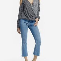 Textured Silk Blouse