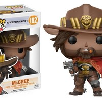Funko Pop Games: Overwatch McCree 182 13087