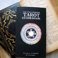 the wild unknown | tarot guide book