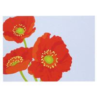 Poppies Boxed Note Cards