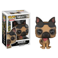 Fallout 4 Dogmeat Pop! Vinyl Figure - Funko - Fallout - Pop! Vinyl Figures at Entertainment Earth