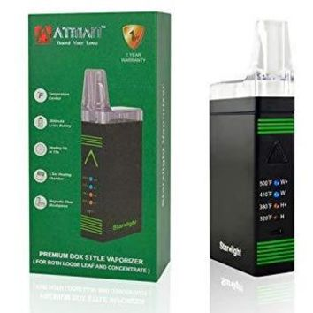 Atman Starlight Vaporizer for Dry Herb & Concentrate
