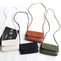 Small Size Bags Vintage Casual One Shoulder Mini Messenger Bags [4915818500]