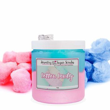 Cotton Candy 3 Pack Sugar Scrub Bundle