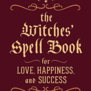 The Witches Spell Book