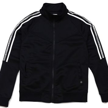 Jeremy Track Jacket (Black)