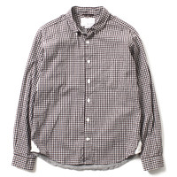 nanamica / Tab Collar Wind Shirt