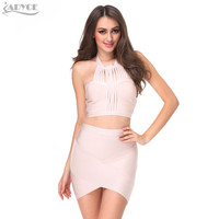 100% Rayon 2017 winter new sexy bodycon career package hip Slim stretch wrap pencil bandage skirts party prom casual skirt