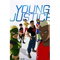 Young Justice 27x40 Movie Poster