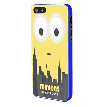 despicable me minion iphone 5 case available for iphone 5 iphone 5s iphone 5c iphone 4 4s  number 13