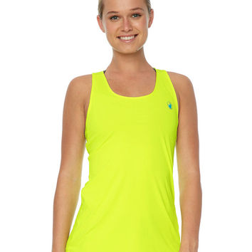 Body Glove Breathe - Pali Tank Top in Lime