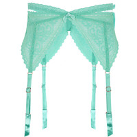 Myla Morgan Suspender Belt