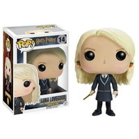 Luna Lovegood Vinyl Pop! Figure by Funko |
