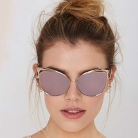 Clarity Cat-Eye Shades