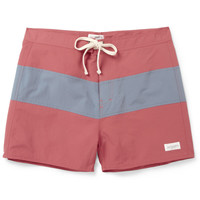 Saturdays Surf NYC - Grant Mid-Length Swim Shorts | MR PORTER