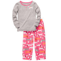 Baby Girl Pajamas & Sleepwear | Carter's