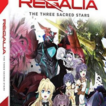 Amber Lee Connors & Bryn Apprill & Tyler Walker-Regalia: The Three Sacred Stars - The Complete Series