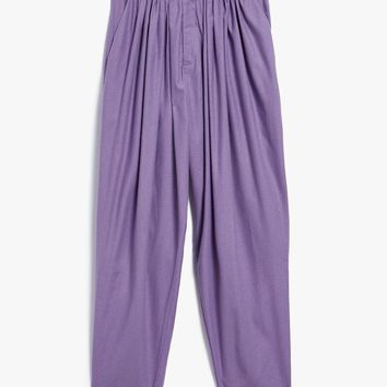 Baserange / Isha Pants in Purple