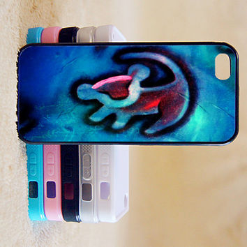 King of Lion,simba,Custom Case, iPhone 4/4s/5/5s/5C, Samsung Galaxy S2/S3/S4/S5/Note 2/3, Htc One S/M7/M8, Moto G/X