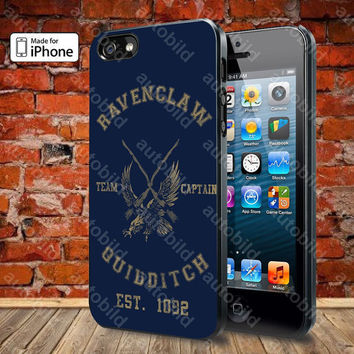 Ravenclaw Team Captain Quidditch Case For iPhone 5, 5S, 5C, 4, 4S and Samsung Galaxy S3, S4