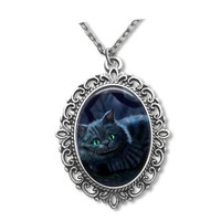 Necklace Cheshire Cat - Alice in Wonderland