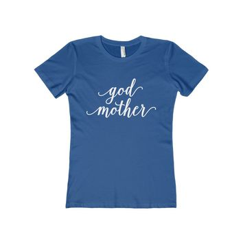 Godmother Women's Fitted Tee