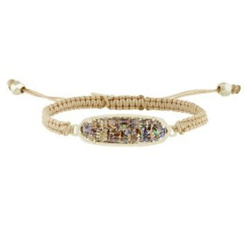 Lyla Bracelet in Crushed Abalone Shell - Kendra Scott Jewelry