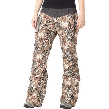 Betty Rides TrippyCat Rocker Pant - Women's Trippycat Natural,