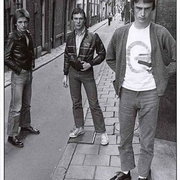 The Jam Amsterdam 1977 Poster 24x33