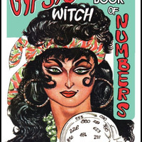 Gypsy Witch Dream Book