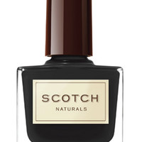 Scotch Naturals Non-Toxic Nail Polish - Black Tartan