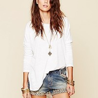 Free People Womens Majestic Detail Short