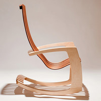 The Modern Rocking Chair