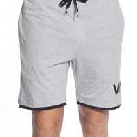Men's RVCA 'Layers' Knit Shorts,