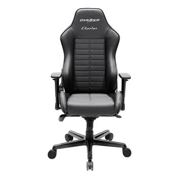 DXRACER DJ133N-Charles ergonomic gaming chair adjustable system executive-Black
