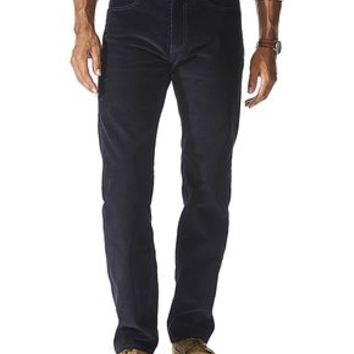 5 Pocket Straight Fit - Dockers Navy - Men's