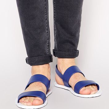ALDO | ALDO Legadoniel Rubber Sandals at ASOS