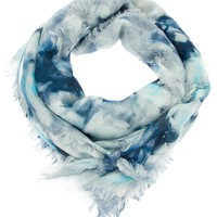 Contileoni Patterned Scarf