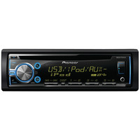 Pioneer Single-din In-dash Cd Receiver With Mixtrax Usb Pandora Ready Android Music Support & Color Customization