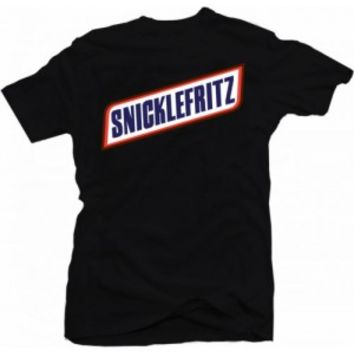 Pineapple Express Inspired Snicklefritz Stoner Weed Pot Spliff Mens T-Shirt Tee