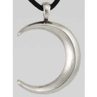 Wicca Atrraction Amulet Pendant Necklace  Moon  New    Handmade Jewelry