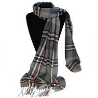 Men in Tartan Scarf - Mr Countryhouse