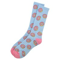 Odd Future Donut Allover Sock - Men's at CCS