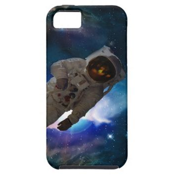 Zero gravity in space iPhone 5 cases