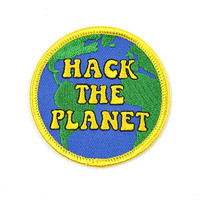 Hack The Planet Patch